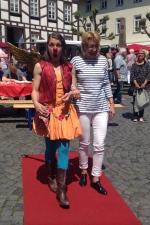 Cosmo Calexika - Historischer Markt in Lich