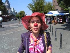 Marie am Rhein in Köln