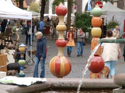 Die Suche nach dem guten Ton - Keramikmarkt Lich