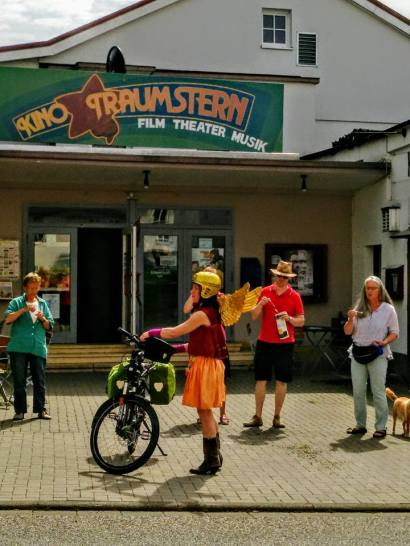Kino TraumSTERN - Start